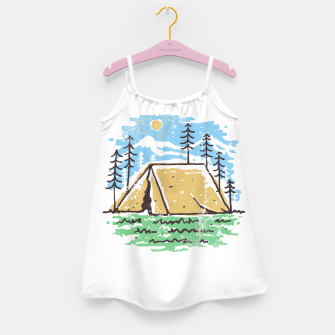 Miniatur Camper Girl's dress, Live Heroes