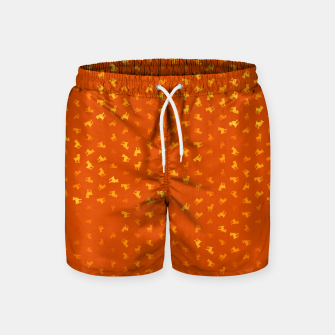 Miniature de image de Aries Zodiac Sign Pattern yo Swim Shorts, Live Heroes