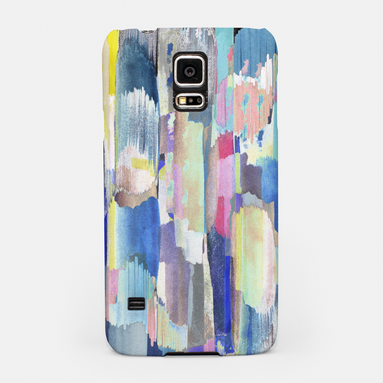 Image of Colorful brushstrokes Samsung Case - Live Heroes