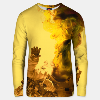 Thumbnail image of Astro Yellow Unisex sweater, Live Heroes