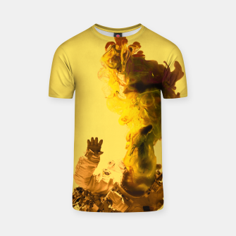 Thumbnail image of Astro Yellow T-shirt, Live Heroes