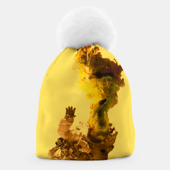 Thumbnail image of Astro Yellow Beanie, Live Heroes