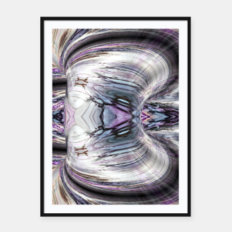 Thumbnail image of FLIPPER digital art visual art psychedelic art  Affiche et cadre, Live Heroes