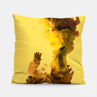 Thumbnail image of Astro Yellow Pillow, Live Heroes