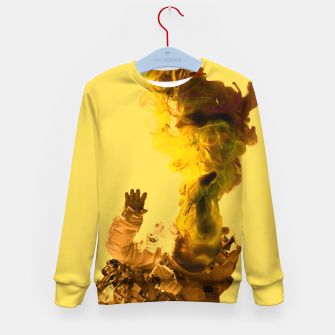 Thumbnail image of Astro Yellow Kid's sweater, Live Heroes