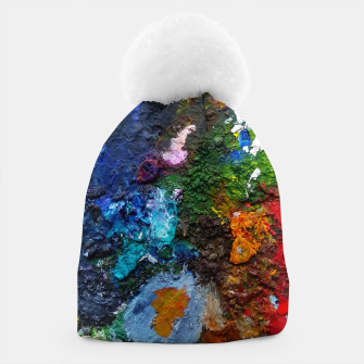 Thumbnail image of Oil Palette 2015 summer Beanie, Live Heroes