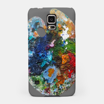 Thumbnail image of Oil Palette 2015 summer Samsung Case, Live Heroes