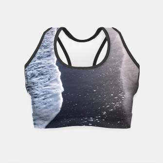 Thumbnail image of Ocean Mystery #1 #wall #decor #art Crop Top, Live Heroes