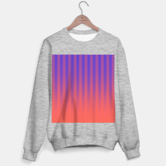 Thumbnail image of Gradient Stripes Pattern pr Sweater regular, Live Heroes