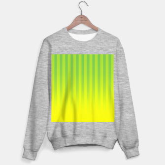 Thumbnail image of Gradient Stripes Pattern gy Sweater regular, Live Heroes