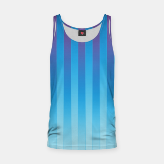 Thumbnail image of Gradient Stripes Pattern ptb Tank Top, Live Heroes