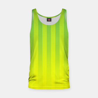 Thumbnail image of Gradient Stripes Pattern gy Tank Top, Live Heroes