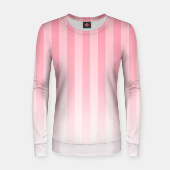 Thumbnail image of Gradient Stripes Pattern pw Women sweater, Live Heroes