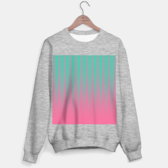 Thumbnail image of Gradient Stripes Pattern ctp Sweater regular, Live Heroes