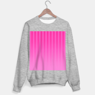 Thumbnail image of Gradient Stripes Pattern imag Sweater regular, Live Heroes