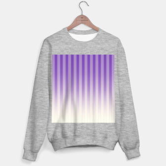 Thumbnail image of Gradient Stripes Pattern pl Sweater regular, Live Heroes