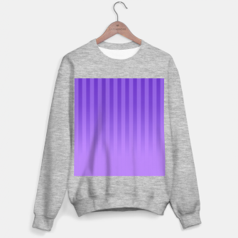Thumbnail image of Gradient Stripes Pattern ip Sweater regular, Live Heroes