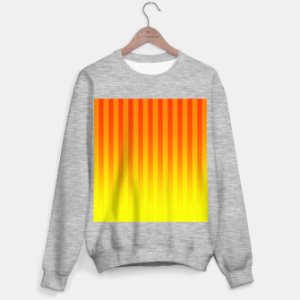 Thumbnail image of Gradient Stripes Pattern ry Sweater regular, Live Heroes