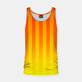 Thumbnail image of Gradient Stripes Pattern ry Tank Top, Live Heroes