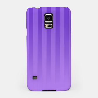 Gradient Stripes Pattern ip Samsung Case thumbnail image
