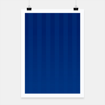 Thumbnail image of Gradient Stripes Pattern db Poster, Live Heroes