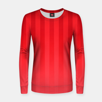 Thumbnail image of Gradient Stripes Pattern ir Women sweater, Live Heroes