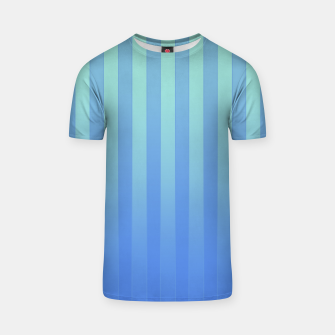 Gradient Stripes Pattern tb T-shirt thumbnail image