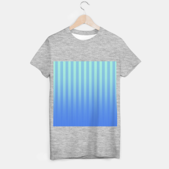 Gradient Stripes Pattern tb T-shirt regular thumbnail image