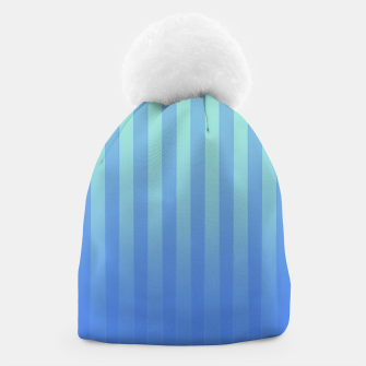 Gradient Stripes Pattern tb Beanie thumbnail image