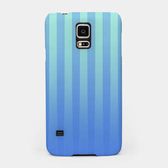 Gradient Stripes Pattern tb Samsung Case thumbnail image