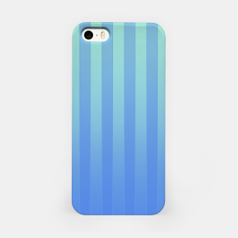 Gradient Stripes Pattern tb iPhone Case thumbnail image