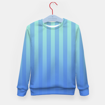 Gradient Stripes Pattern tb Kid's sweater thumbnail image