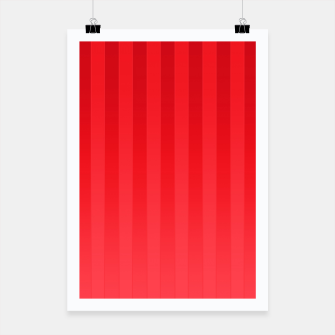 Thumbnail image of Gradient Stripes Pattern ir Poster, Live Heroes