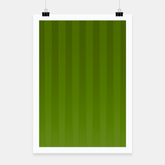 Thumbnail image of Gradient Stripes Pattern dg Poster, Live Heroes