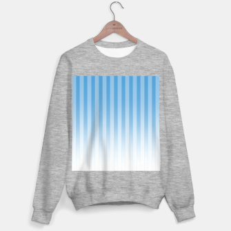 Thumbnail image of Gradient Stripes Pattern wb Sweater regular, Live Heroes