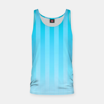 Thumbnail image of Gradient Stripes Pattern it Tank Top, Live Heroes