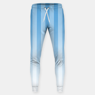 Thumbnail image of Gradient Stripes Pattern wb Sweatpants, Live Heroes