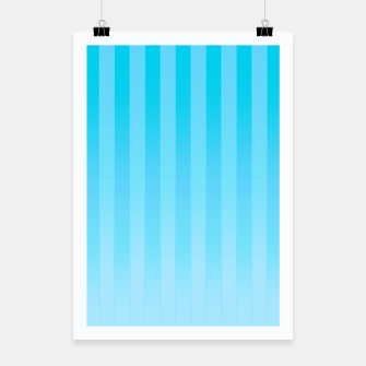 Thumbnail image of Gradient Stripes Pattern it Poster, Live Heroes
