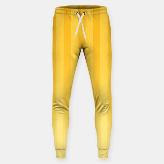 Thumbnail image of Gradient Stripes Pattern iy Sweatpants, Live Heroes