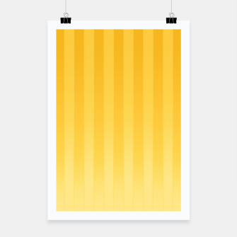 Thumbnail image of Gradient Stripes Pattern iy Poster, Live Heroes