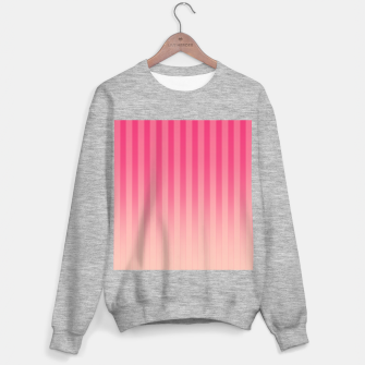 Thumbnail image of Gradient Stripes Pattern mag Sweater regular, Live Heroes