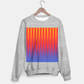 Thumbnail image of Gradient Stripes Pattern yrb Sweater regular, Live Heroes