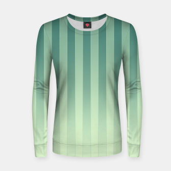 Thumbnail image of Gradient Stripes Pattern gl Women sweater, Live Heroes