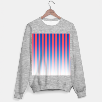 Thumbnail image of Gradient Stripes Pattern std Sweater regular, Live Heroes