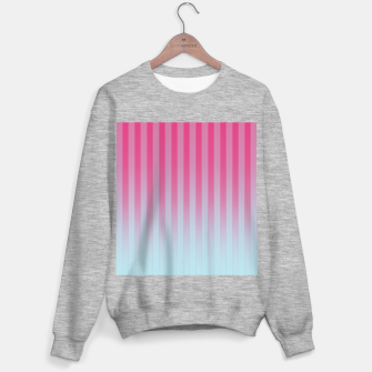 Thumbnail image of Gradient Stripes Pattern mt Sweater regular, Live Heroes