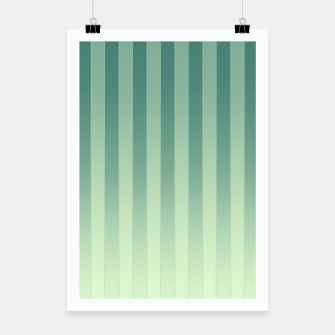 Thumbnail image of Gradient Stripes Pattern gl Poster, Live Heroes