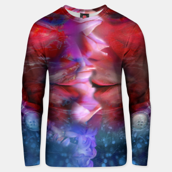 Thumbnail image of UYS Unbutton Your Soul Unisex sweater, Live Heroes