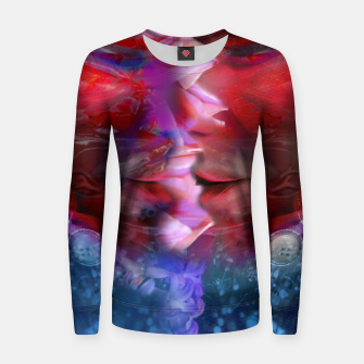 Thumbnail image of UYS Unbutton Your Soul Women sweater, Live Heroes