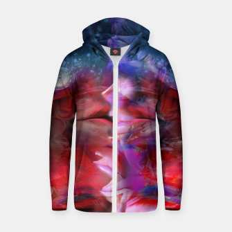 Thumbnail image of UYS Unbutton Your Soul Zip up hoodie, Live Heroes