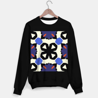 Thumbnail image of Sahara Street Checkers Sweater regular, Live Heroes